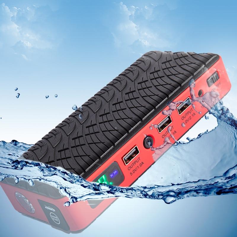 Jkcover 26000 мАч автомобиля Пусковые устройства Портативный пусковое устройство Запасные Аккумуляторы для телефонов Мобильный автомобиля Зарядное устройство Батарея Booster бензин Diesel Buster