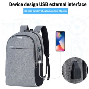 Image 3 - Shellnail Wasserdichte Laptop Tasche Reise Rucksack Multi Funktion Anti Diebstahl Tasche Für Männer PC Rucksack USB Lade Für Macbook IPAD