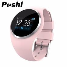Модные женские Смарт-часы с Bluetooth, женские фитнес-часы с кислородом в крови, пульсометром, информация, умные часы с поддержкой Android IOS