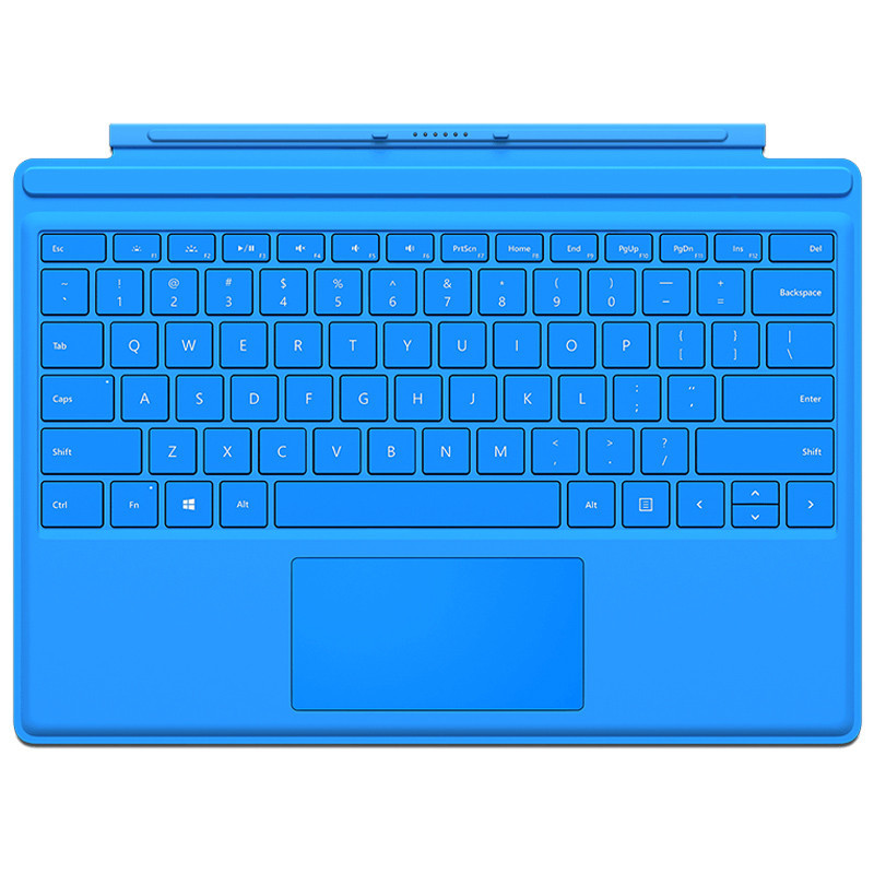 все цены на For Microsoft Touch Cover Keyboard for Microsoft Surface Pro 4 Also works with Surface Pro 3 онлайн
