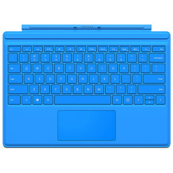 For Microsoft Touch Cover Keyboard for Microsoft Surface Pro 4 (Also works with Surface Pro 3)