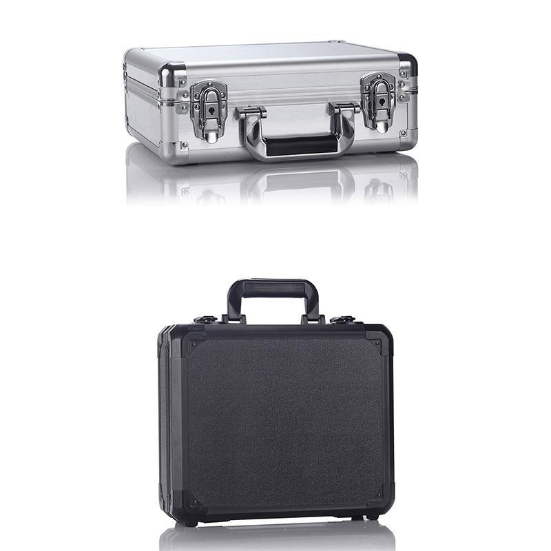 New Arrival Carry Case Handbag Bag For DJI Mavic Pro Camera Drones Helicopter 3-Axis Black Aluminum Box High Quality Metal Box аксессуар jawbone big jambox carry case j2011 03 case rp black