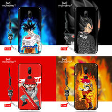 Soft TPU For OnePlus 6T 6 case cover Fashion Cartoon Anime Dragon Ball silicone Back Cover For Oneplus 6 5T 6T 6 T phone Case(China)