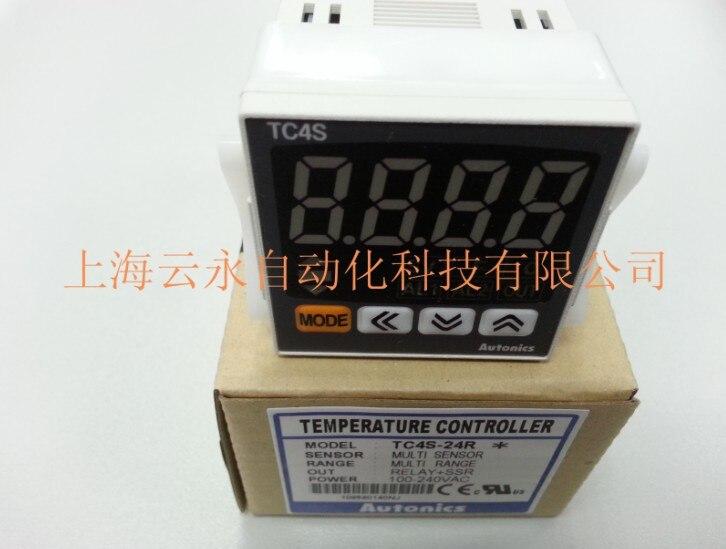 Новые оригинальные аутентичные tc4s-24r Autonics термостат регулятор температуры ...