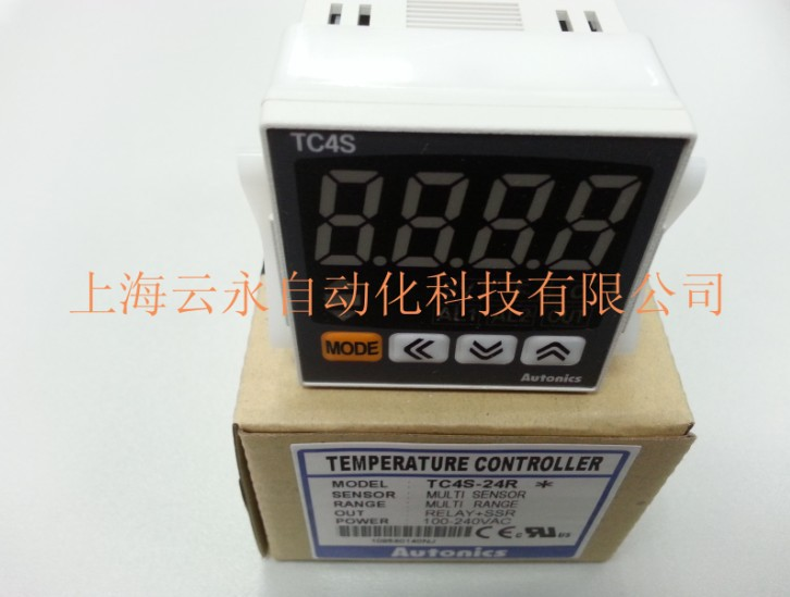 New original authentic TC4S-24R Autonics thermostat temperature controller стоимость