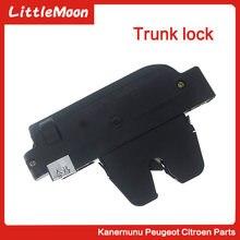 Двигатель актуатора замка багажника littlemoon для citroen peugeot