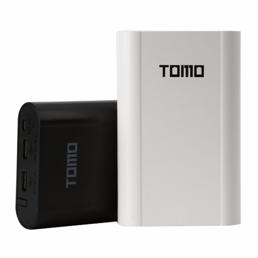 Dual Usb Power Bank Case 18650 Battery Charger Oc2o