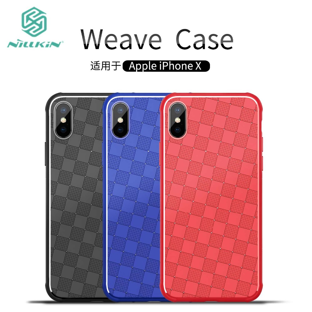 Aliexpress.com : Buy Nillkin For iPhone X Case Cover