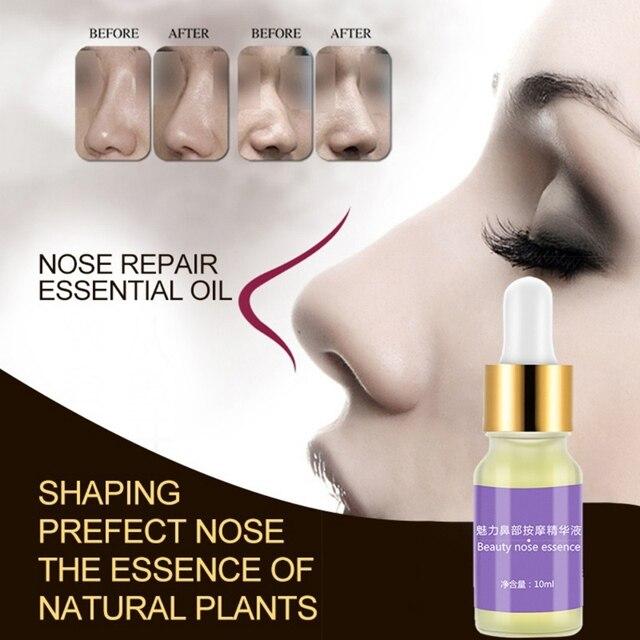 La nariz de reparación líquido masaje nariz esencia suero cuidado de la nariz suero la nariz de Aceite Esencial Hidratante cuidado de la piel