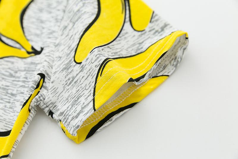 HTB1lxRjPVXXXXaPXVXXq6xXFXXXk - Hot Style Pineapple Print Tees Short Sleeve T-shirt Women