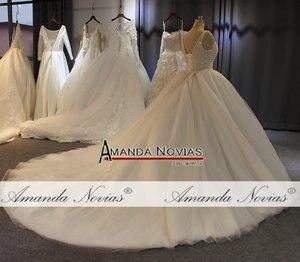 Image 5 - Vestido de novia con perlas, pedido al cliente