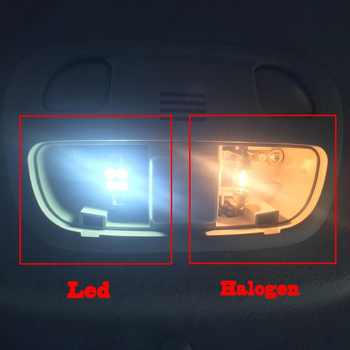12x White Auto Car LED Light Bulbs Interior Kit For Nissan Pathfinder 2005-20120 12V Led Map Dome License Plate Lamp Car Styling