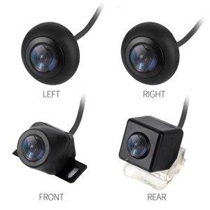 Image 5 - 1080P Super HD 360 Degree Surround Bird View System Panoramic View Car Cameras 4 CH DVR Recorder with G sensor DVR Quad core CPU