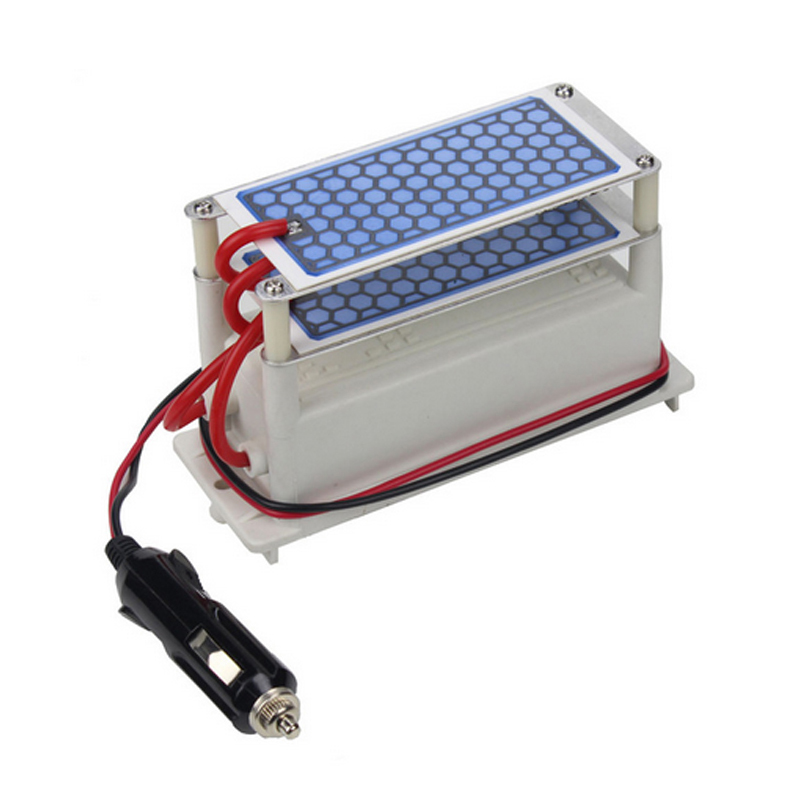 Dropshipping Ozone Generator Sterilizer Air Purifier Purification 10G 1000mg 12V Ozonizer Generatore Di Ozono