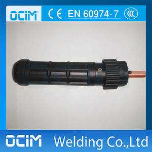 1PC Male Central Adaptor For Plasma Torch