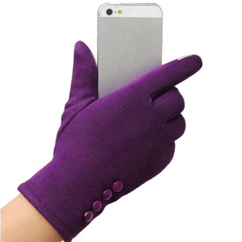 Cheap Hot Autumn Winter Warm TouchScreen Gloves Fashion