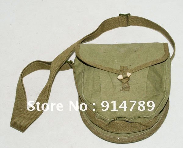 SURPLUS VIETNAM WAR CHINESE DRUM POUCH -31146