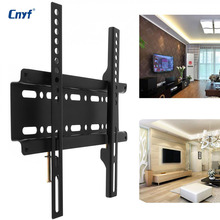 Universal TV Wall Mount Bracket Fixed Flat Panel Frame for 12-37 Inch LCD LED Monitor