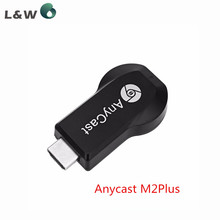Anycast M2 Plus Miracast/ Chromecast HD 1080P TV Stick Wireless WiFi Display Dongle for IOS Apple iPhone iPad Android/Windows