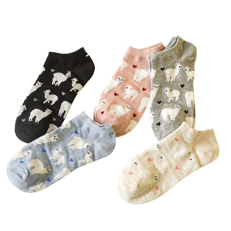 Socks Underwear & Sleepwears Rvyvon Fashion Summer Casual Glitter Bowknot Women Japanese Style Socks Soft Comfy Sheer Cotton Elastic Sexy Street Velvet Socks