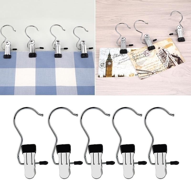 Металлический крючок для стирки, булавка для одежды, вешалка для обуви, зажим для ванной, крючки для кухни