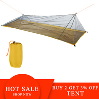 Lixada Tent Accessories Camping Tent Travel Outdoor Camping Tent Ultralight Mesh Tent Mosquito Insect Bug Repellent Net