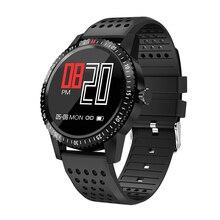 Браслет Смарт-часы для Android IOS 30 дней в режиме ожидания Смарт-часы IP67 Водонепроницаемый носимый оборудование для фитнеса шагомер