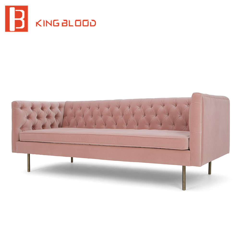 Turkish Style Furniture Black Velvety 3 Seater Chesterfield Sofa Couch Set  Living Room In Living Room Sofas From Furniture On Aliexpress.com | Alibaba  Group