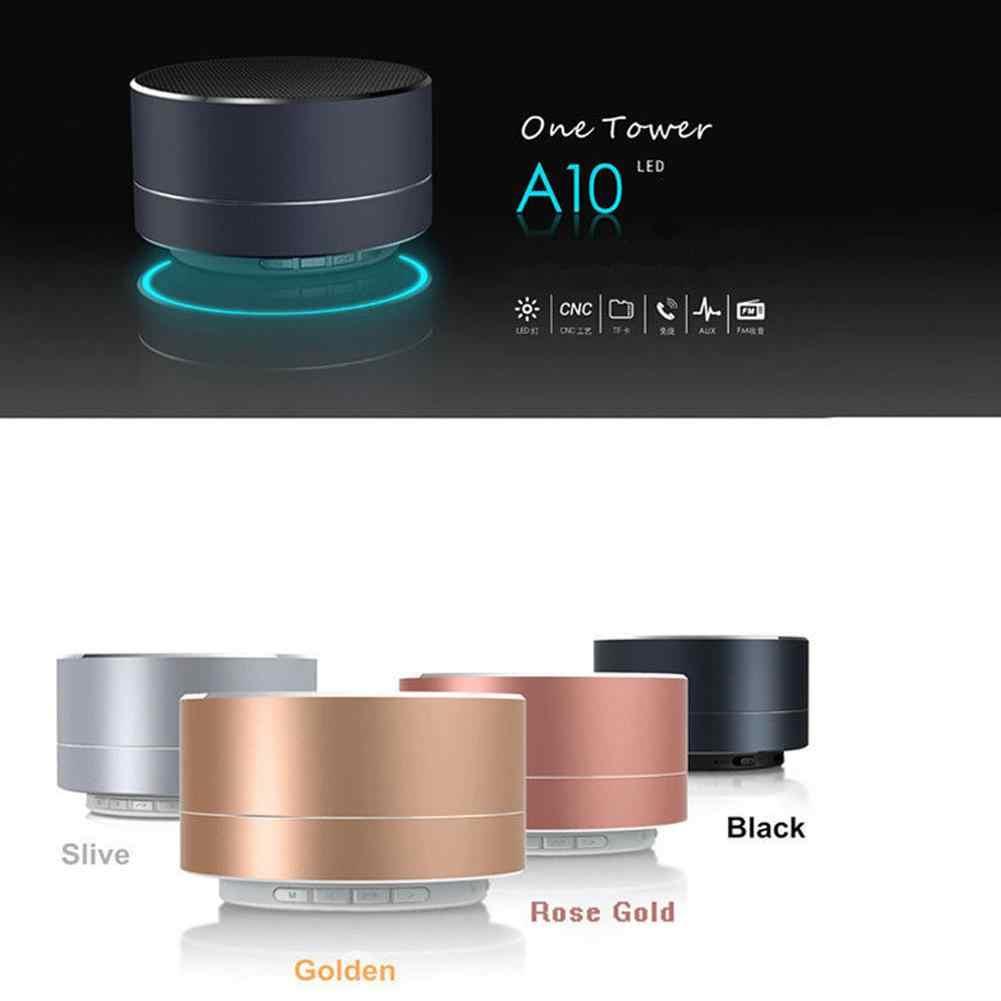 HobbyLane Новый мини беспроводной Bluetooth динамик стерео портативный динамик со встроенным микрофоном мини Subwoof умная Колонка громкий динамик d25