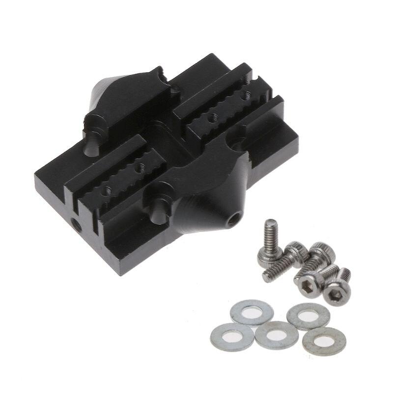1 Pc 3d Printer Onderdelen Alle Metalen Delta Katrol Slide Gauge Hangmat Schorsing Delta Lifting Platform Effector Nieuwe Hot Weelderig In Ontwerp