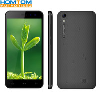 HOMTOM HT16 MTK6737 PRO 5.0 pulgadas 1280x720 4G Smartphone Quad Core 2 GB RAM 16 GB ROM 2MP 8MP Cámaras Duales 3000 mAh Teléfono Móvil