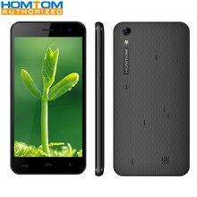 Doogee HOMTOM HT16 Pro 5.0 дюймов 1280×720 4 г смартфон MTK6737 4 ядра 2 ГБ Оперативная память 16 ГБ Встроенная память 2MP 8MP двойной камеры 3000 мАч мобильного телефона