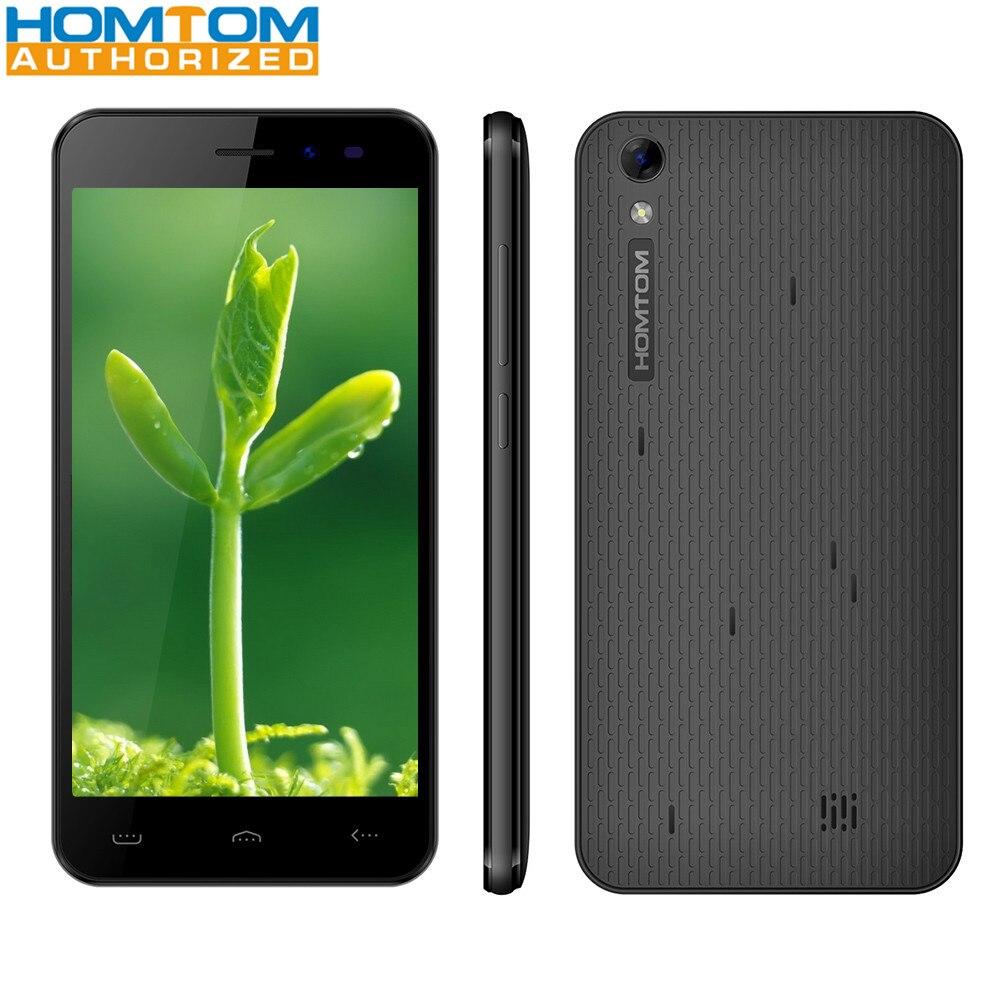 bilder für HOMTOM HT16 PRO 5,0 zoll 1280x720 4G Smartphone MTK6737 Quad Core 2 GB RAM 16 GB ROM 2MP 8MP Doppelkameras 3000 mAh Handy