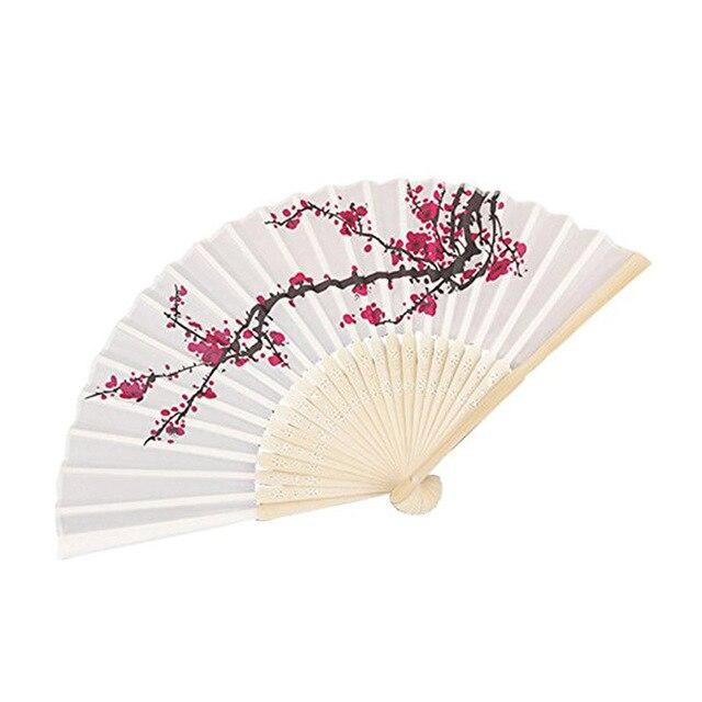 bd56eb79e À venda 20 pçs/lote elegante plum flower design ventilador de ...