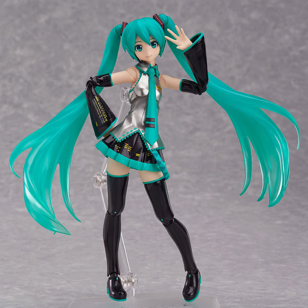 Figma Hatsune Miku Music Figure Vocaloid Magic Version Marionette Model Japanese Anime Toy Gift in stock 1 piece x transbots boosticus kit bek 01tk for tt briticus japanese version in stock