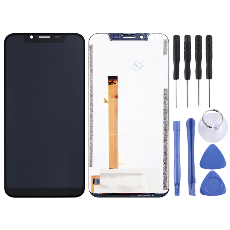 High Quality LCD Screen and Digitizer Full Assembly Lcd Replacement Glass For OUKITEL U18 With ToolsHigh Quality LCD Screen and Digitizer Full Assembly Lcd Replacement Glass For OUKITEL U18 With Tools