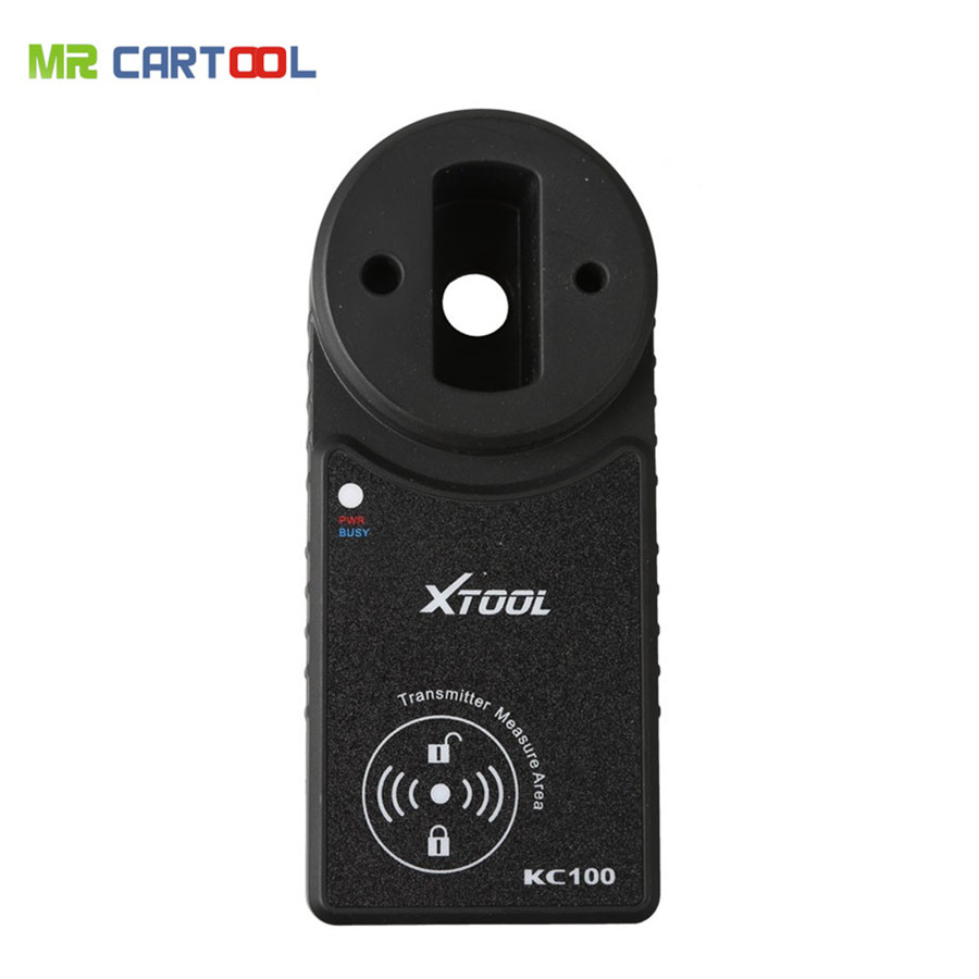 100% Original XTOOL KC100 4th & 5th IMMO Adapter for X-100 PAD2 DHL Free Shipping цены онлайн