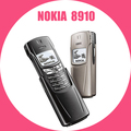 8910 Original NOKIA 8910 Mobile Phone 2G GSM 900/1800 Unlocked phone One year warranty free shipping