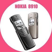 8910 оригинал NOKIA 8910 мобильный телефон 2 г GSM 900/1800 открыл телефон гарантия сроком на один год бесплатная доставка