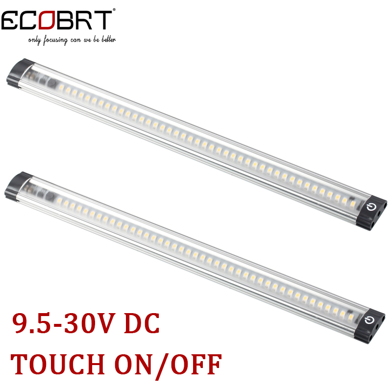 3w Led Car Light Linear Cabinet Under Cabinet Touch On Off