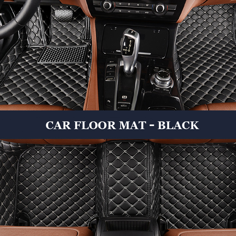 Lunda Custom Fit Car Floor Mats For Volvo C30 S40 S60l V40