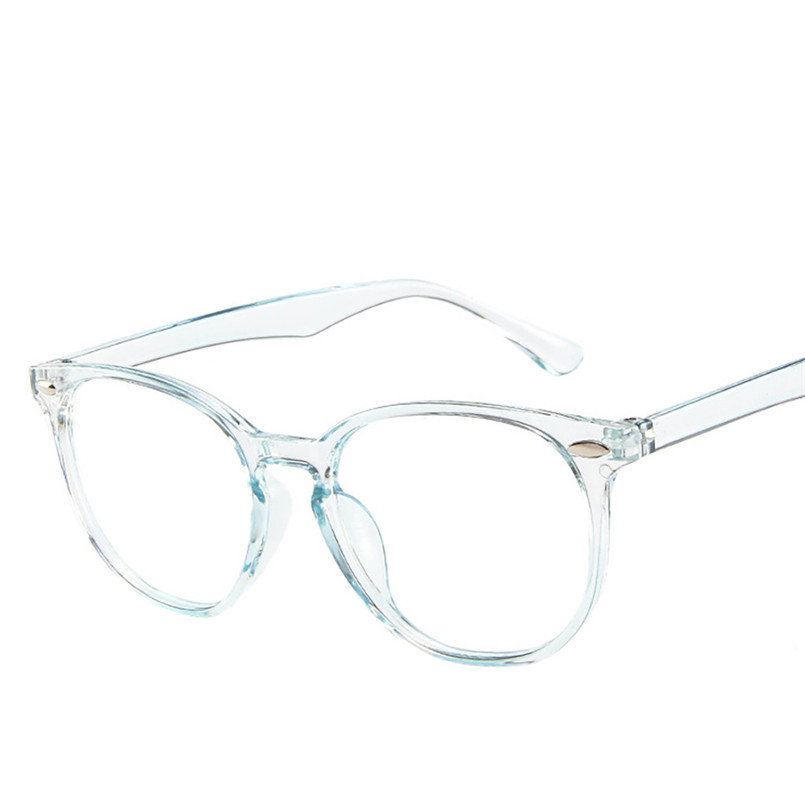 Light Weight Women Spectacle Optical Frame Glasses Clear Lens Lady Vintage Computer Anti-Radiation Eyeglasses Outdoor 30LY24 (6)
