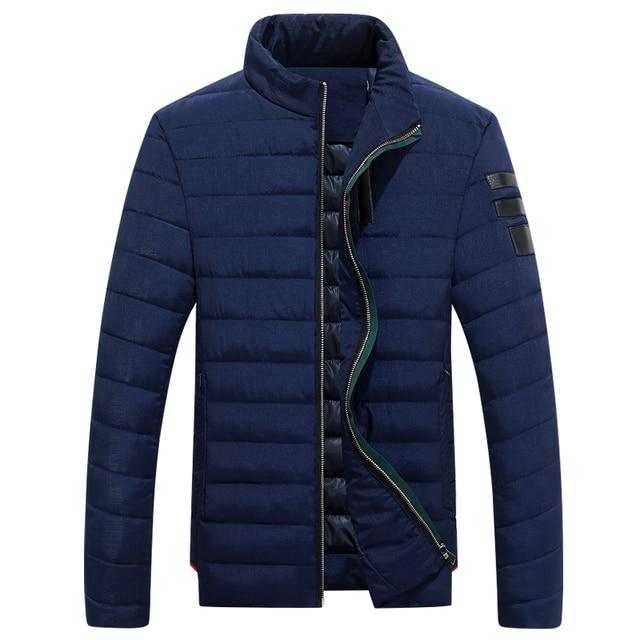 2016 Бренд зима толстые случайные куртки моды для мужчин куртка пальто мужчины куртка jaqueta masculina Высокое качество Горячая Продажа Бесплатная доставка
