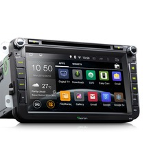 NEW Android 4.4.4 KitKat Car GPS Navigation DVD Player car radio for Seat Altea / Leon / Toledo support  gps wifi / 3g / BT