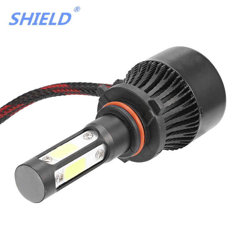 X7 H4 LED Car Light HB 1 3 4 5 COB Chips H7 H11 led Headlight lamp 9004 90006 880 881 H 27 long life unversal play and pulg