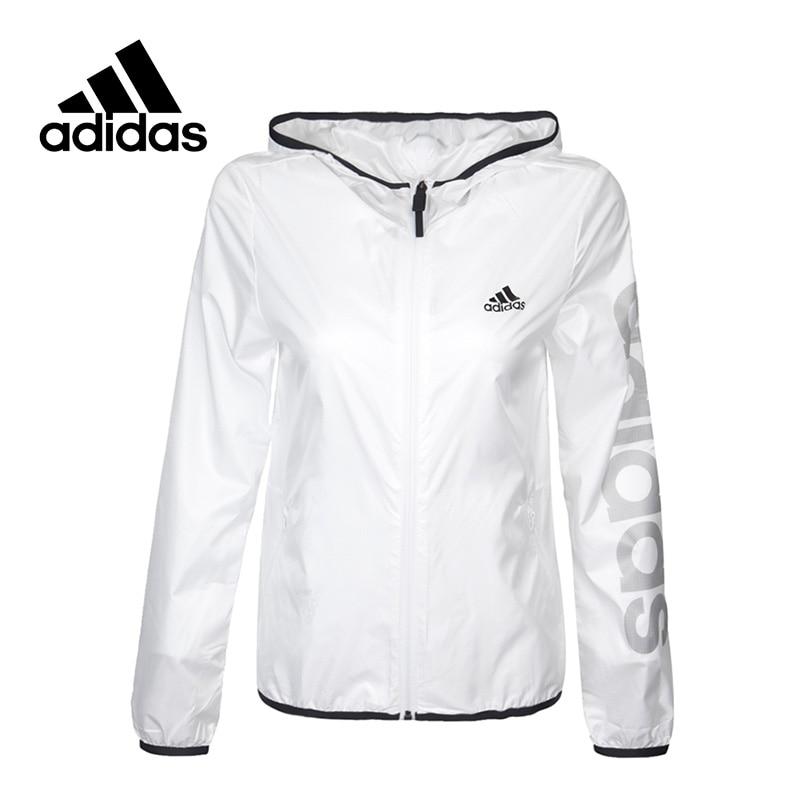 Adidas New Arrival 2017 Original WB LT BOS Women's jacket Hooded Sportswear BK5088 BK5093 BK5099 original new arrival 2017 adidas short wv bos women s shorts sportswear