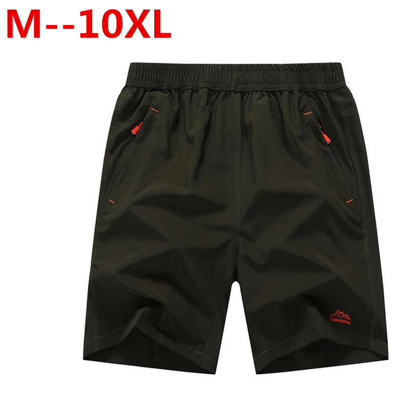10XL 8XL 6XL 5X Summer Shorts Men Fashion Mens Quick Dry Shorts Loose Causal Bermuda Beach Shorts Hombre Male Short Boardshorts