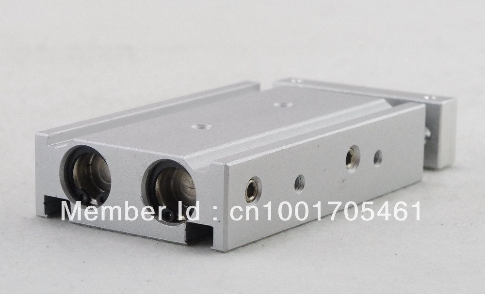 SMC Type CXSM 10-50 Compact Type Dual Rod Cylinder Double Acting 10-50mm Accept custom smc type mini pneumatic cylinder double acting cdj2b10 50 b model 085
