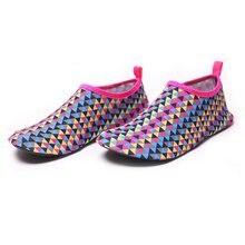 Deporte acuático antideslizante zapatos de secado rápido transpirables para la playa aletas de natación subacuática snorkel zapatos de surf de buceo