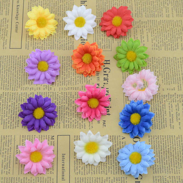 Artificial Flowers Fake Flowers Simulation Flowers Small Silk Flower